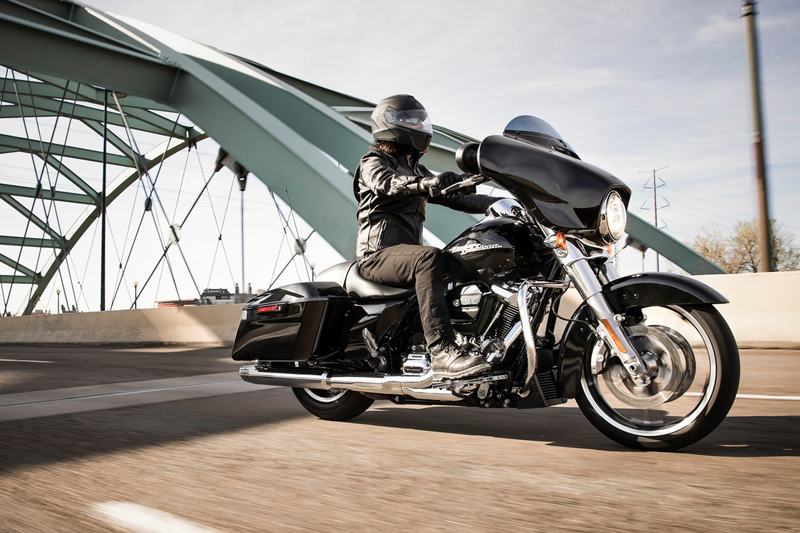 2019 Harley-Davidson Street Glide® in Burlington, Washington