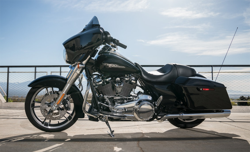 2019 Harley-Davidson Street Glide® in Johnstown, Pennsylvania