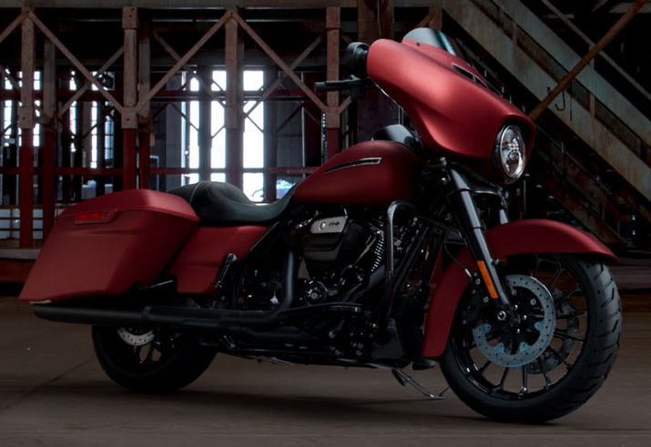 2019 Harley-Davidson Street Glide® Special in Forsyth, Illinois