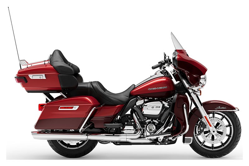 2019 Harley-Davidson Ultra Limited in Augusta, Maine - Photo 1