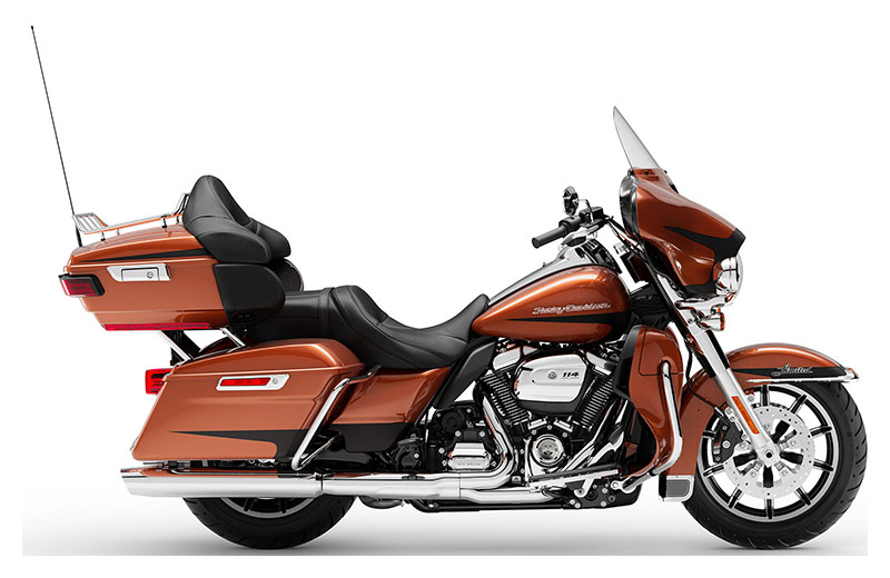 2019 Harley-Davidson Ultra Limited Low in Waterloo, Iowa