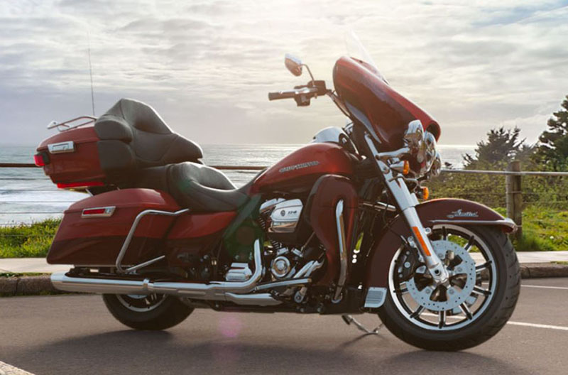 2019 Harley-Davidson Ultra Limited Low in Rochester, Minnesota