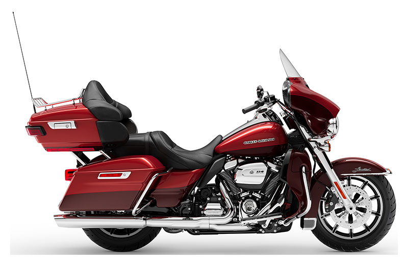 2019 Harley-Davidson Ultra Limited Low in Fremont, Michigan