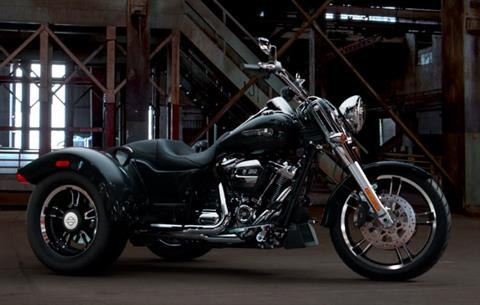 2019 Harley-Davidson Freewheeler® in Richmond, Indiana