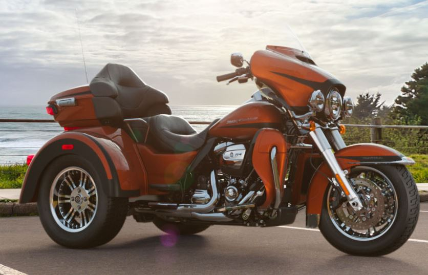 2019 Harley-Davidson Tri Glide® Ultra in Greensburg, Pennsylvania