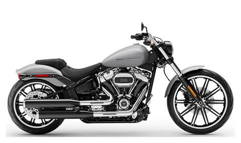 2020 Harley-Davidson Breakout® 114 in San Jose, California - Photo 1