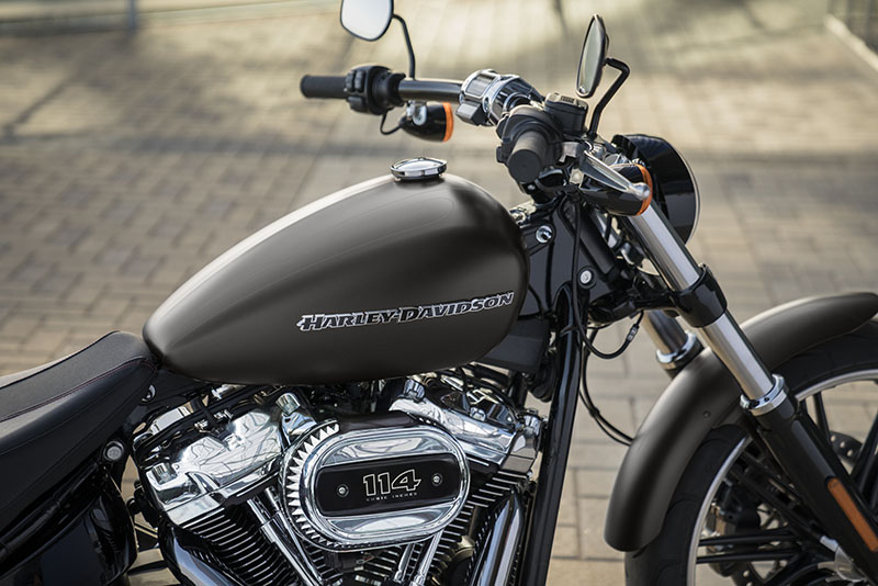 2020 Harley-Davidson Breakout® 114 in Sheboygan, Wisconsin - Photo 7
