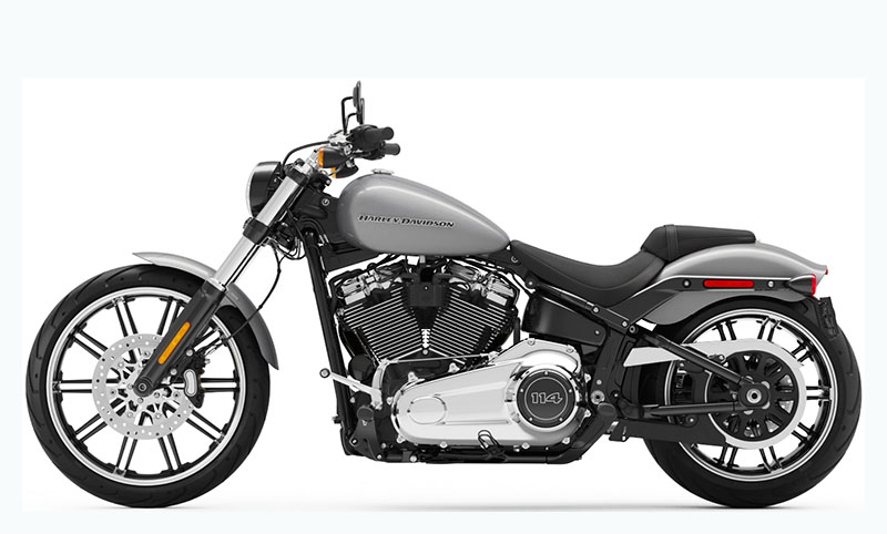 2020 Harley-Davidson Breakout® 114 in Ukiah, California