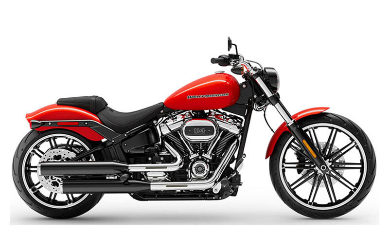 2020 Harley-Davidson Breakout® 114 in Augusta, Maine - Photo 1