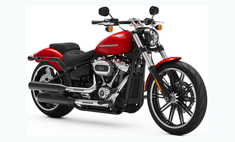 2020 Harley-Davidson Breakout® 114 in Augusta, Maine - Photo 3