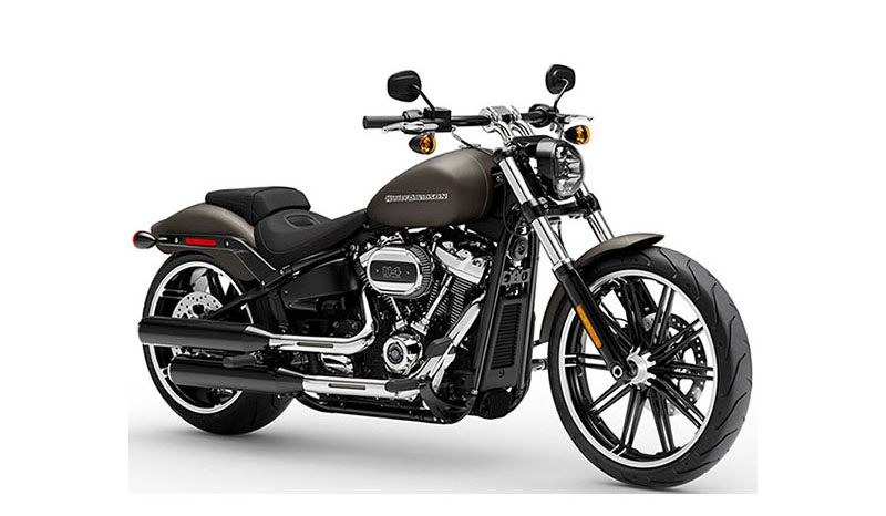 2020 Harley-Davidson Breakout® 114 in South Charleston, West Virginia - Photo 3