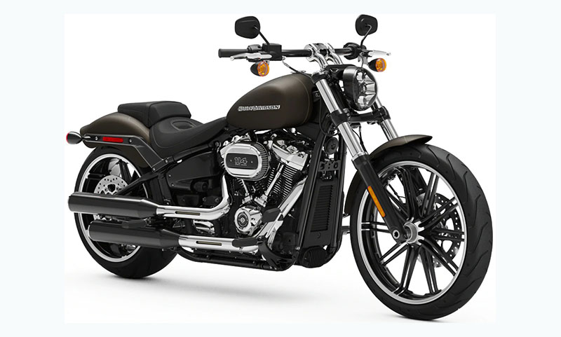 2020 Harley-Davidson Breakout® 114 in Williamstown, West Virginia
