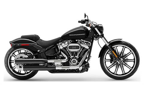 2020 Harley-Davidson Breakout® 114 in Fremont, Michigan - Photo 1