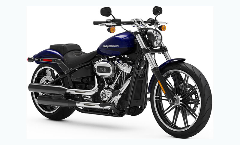 2020 Harley-Davidson Breakout® 114 in Sheboygan, Wisconsin - Photo 3