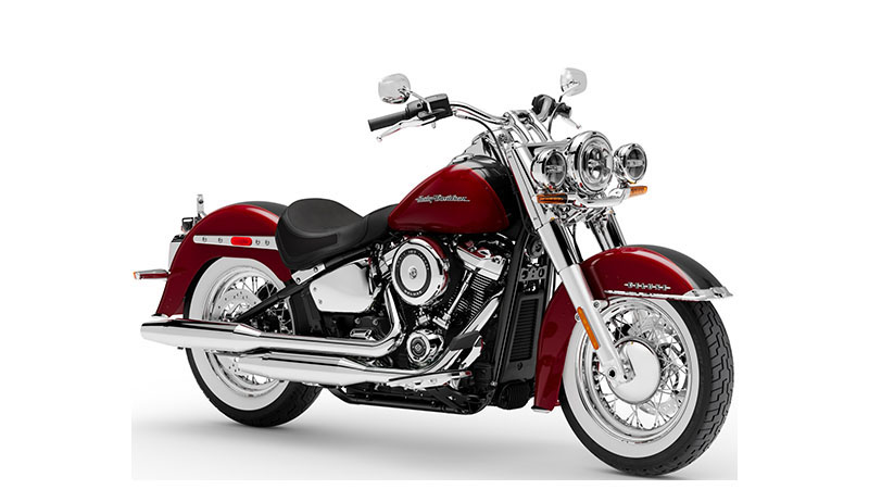 2020 Harley-Davidson Deluxe in Augusta, Maine - Photo 3