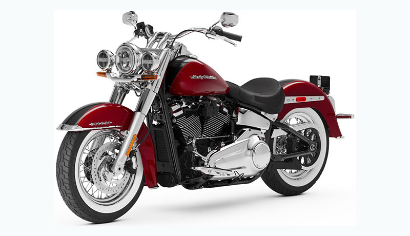 2020 Harley-Davidson Deluxe in San Francisco, California - Photo 11