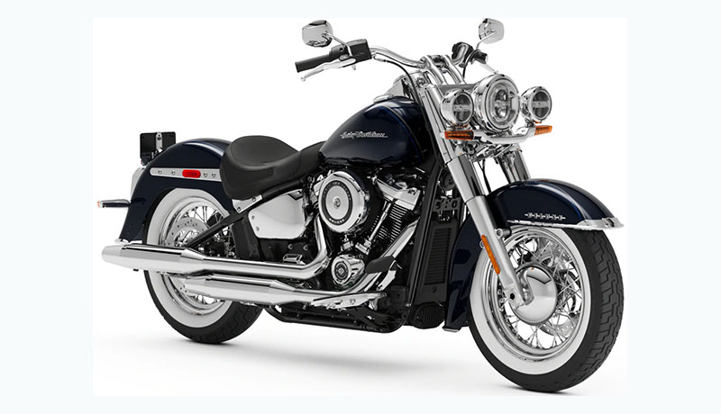 2020 Harley-Davidson Deluxe in Sheboygan, Wisconsin - Photo 3