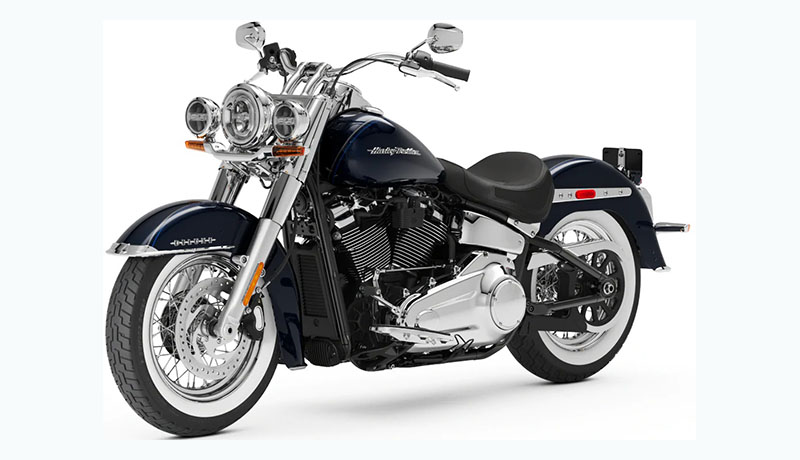 2020 Harley-Davidson Deluxe in Lynchburg, Virginia - Photo 4