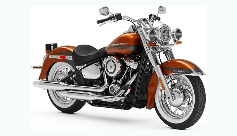 2020 Harley-Davidson Deluxe in Colorado Springs, Colorado - Photo 3