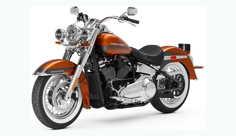 2020 Harley-Davidson Deluxe in Colorado Springs, Colorado - Photo 4
