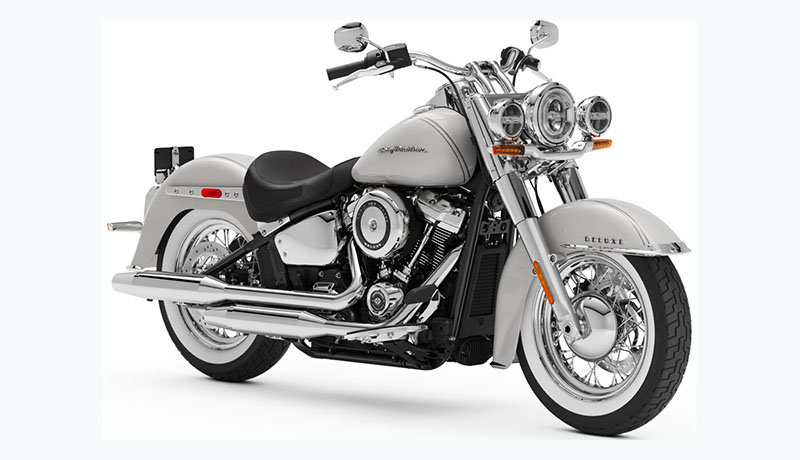 2020 Harley-Davidson Deluxe in Jacksonville, North Carolina - Photo 3