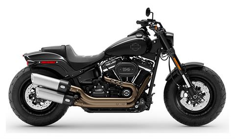 2020 Harley-Davidson Fat Bob® 114 in Michigan City, Indiana