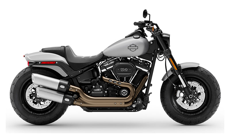 2020 Harley-Davidson Fat Bob® 114 in New York Mills, New York - Photo 1