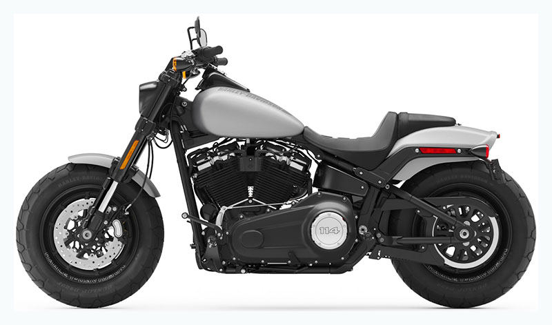 2020 Harley-Davidson Fat Bob® 114 in Madison, Wisconsin - Photo 2