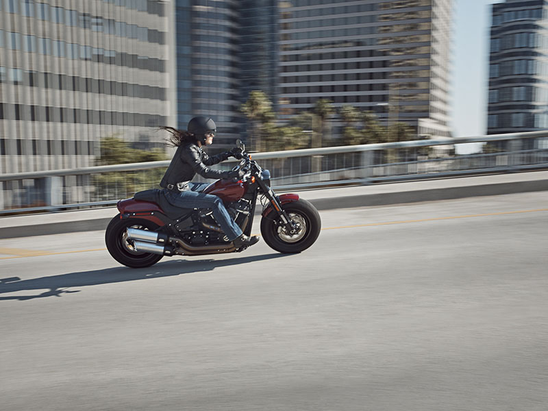 2020 Harley-Davidson Fat Bob® 114 in Conroe, Texas - Photo 12