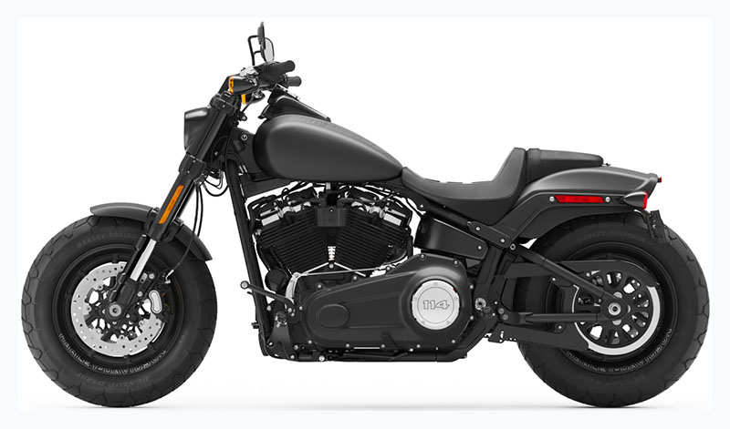 2020 Harley-Davidson Fat Bob® 114 in Osceola, Iowa