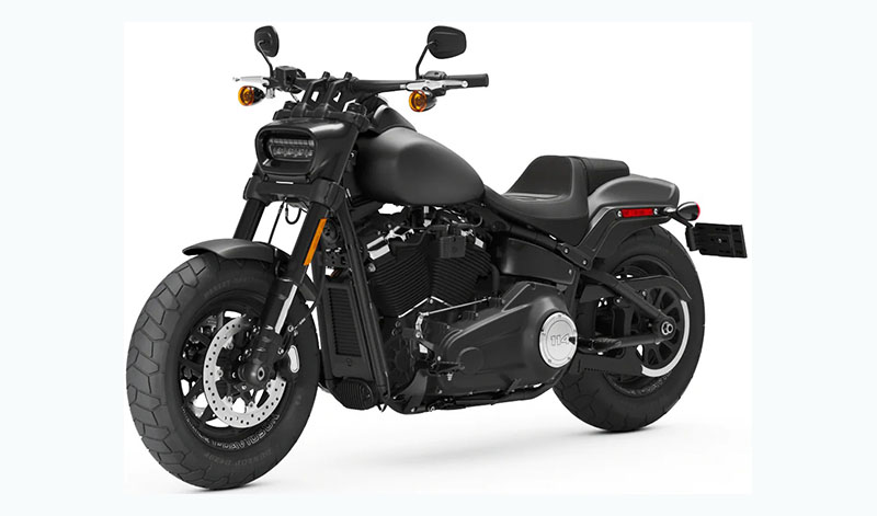 2020 Harley-Davidson Fat Bob® 114 in Leominster, Massachusetts - Photo 4