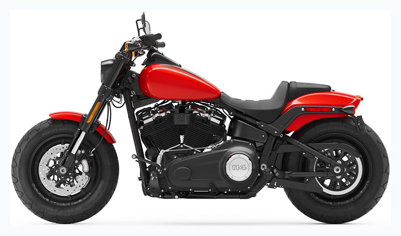 2020 Harley-Davidson Fat Bob® 114 in Sheboygan, Wisconsin - Photo 2