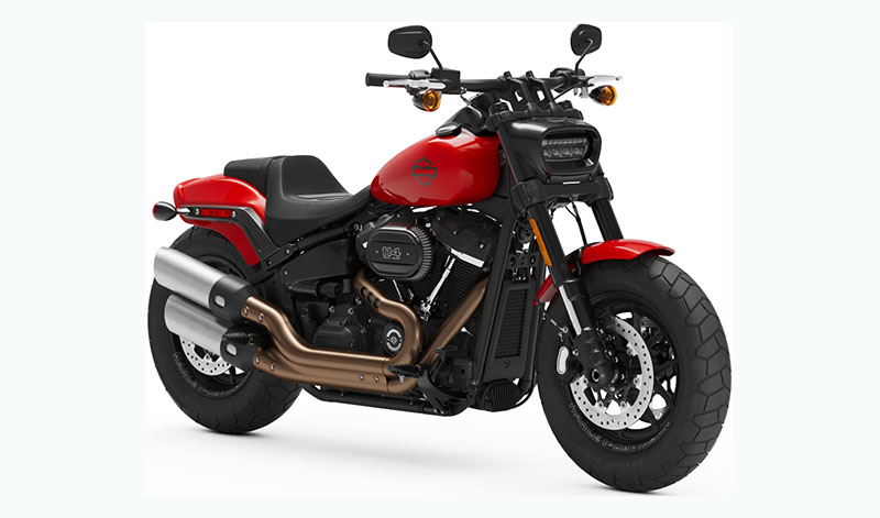 2020 Harley-Davidson Fat Bob® 114 in Lake Charles, Louisiana - Photo 3