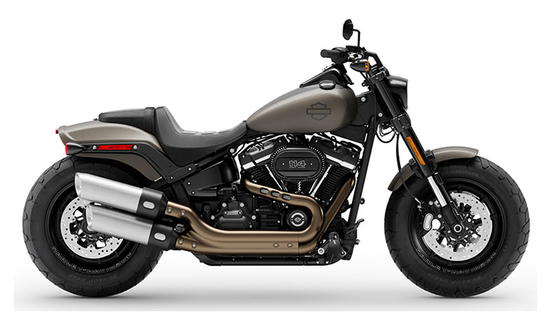 2020 Harley-Davidson Fat Bob® 114 in Plainfield, Indiana - Photo 1