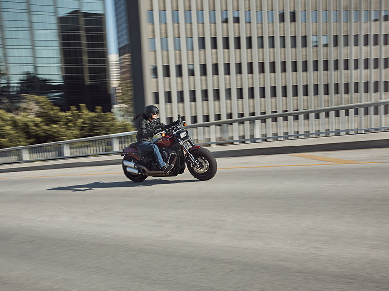 2020 Harley-Davidson Fat Bob® 114 in Edinburgh, Indiana