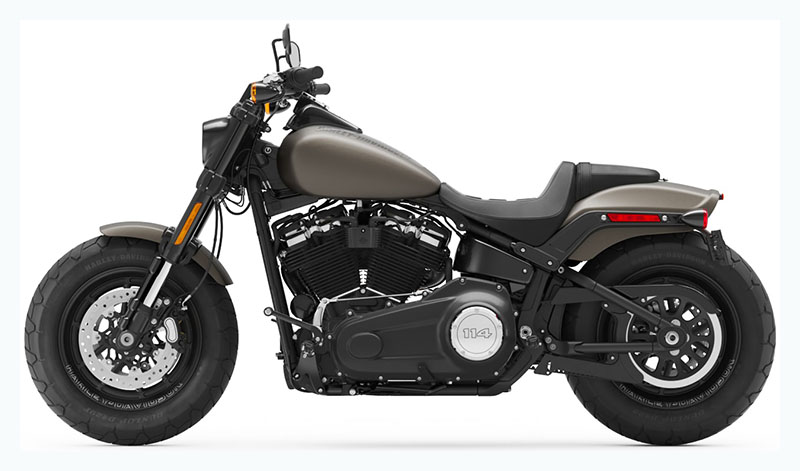 2020 Harley-Davidson Fat Bob® 114 in Beaver Dam, Wisconsin - Photo 2