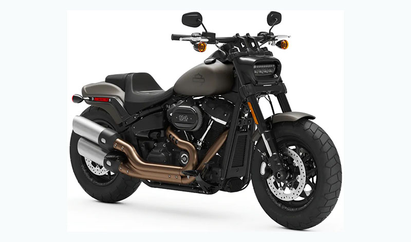 2020 Harley-Davidson Fat Bob® 114 in Augusta, Maine - Photo 3
