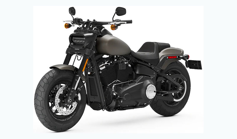 2020 Harley-Davidson Fat Bob® 114 in Albert Lea, Minnesota - Photo 4