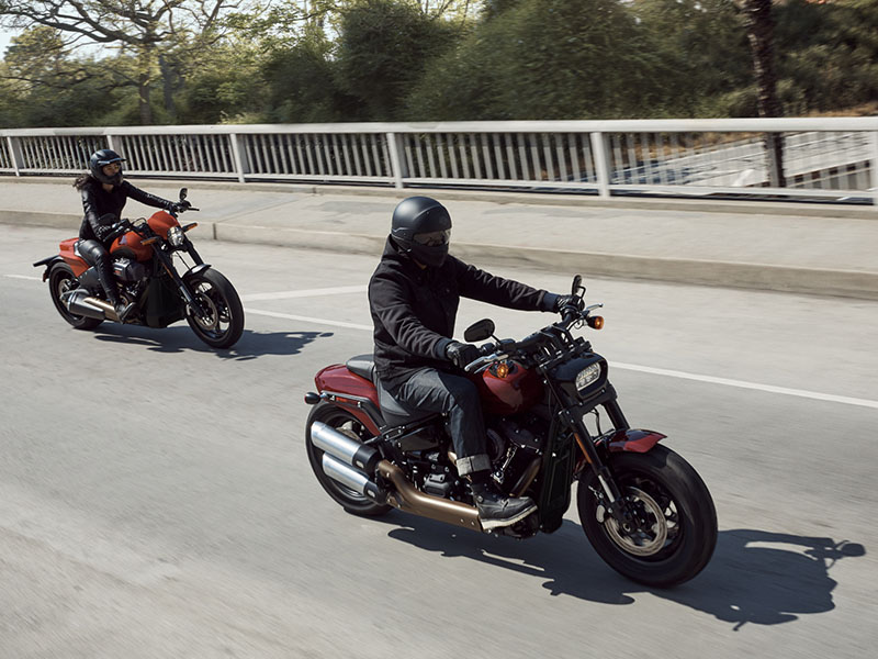 2020 Harley-Davidson Fat Bob® 114 in The Woodlands, Texas - Photo 13
