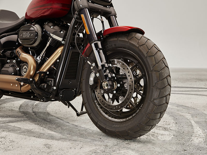 2020 Harley-Davidson Fat Bob® 114 in Coralville, Iowa
