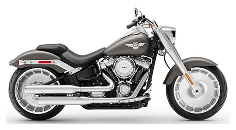 2019 Harley-Davidson Fat Boy® 107 in Athens, Ohio