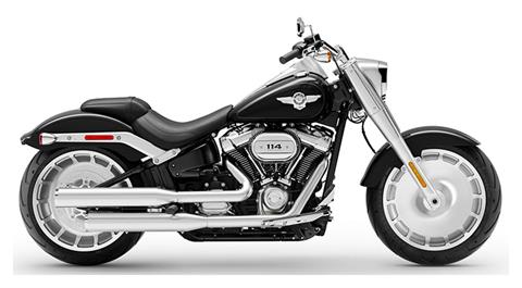 2020 Harley-Davidson Fat Boy® 114 in Athens, Ohio