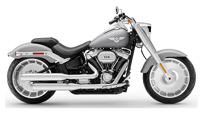 2020 Harley-Davidson Fat Boy® 114 in San Antonio, Texas - Photo 1