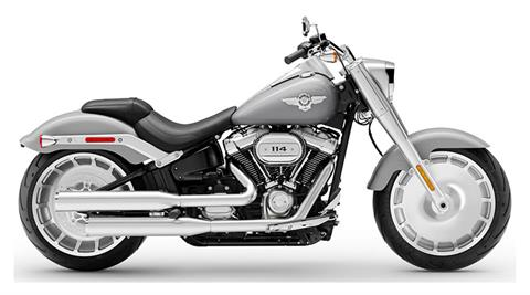 2020 Harley-Davidson Fat Boy® 114 in Greensburg, Pennsylvania