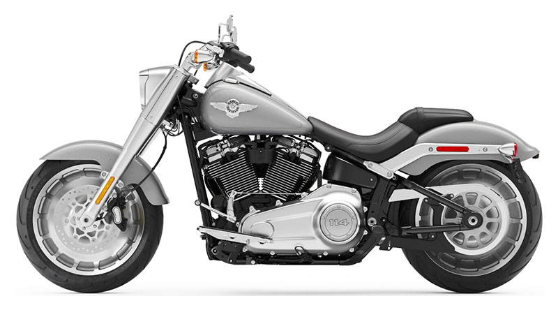 2020 Harley-Davidson Fat Boy® 114 in Valparaiso, Indiana