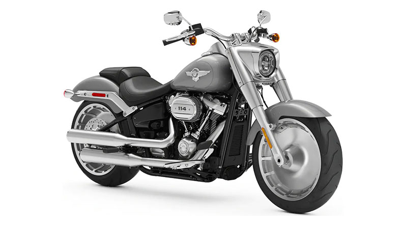 2020 Harley-Davidson Fat Boy® 114 in Temple, Texas