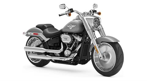 2020 Harley-Davidson Fat Boy® 114 in Dubuque, Iowa - Photo 3