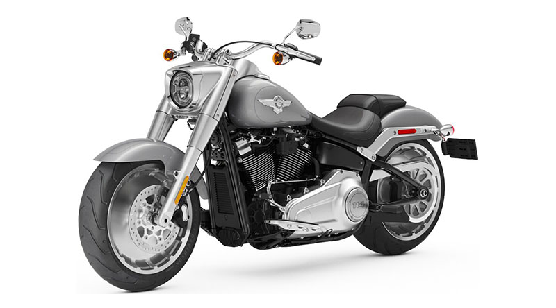 2020 Harley-Davidson Fat Boy® 114 in Bay City, Michigan - Photo 4