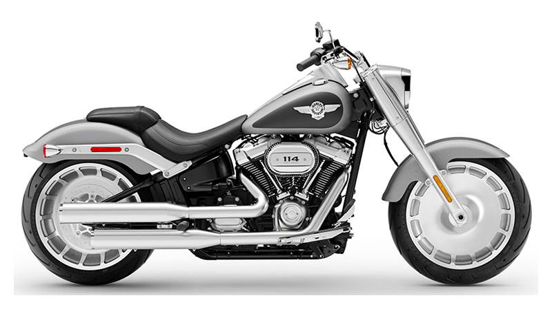2020 Harley-Davidson Fat Boy® 114 in New York Mills, New York