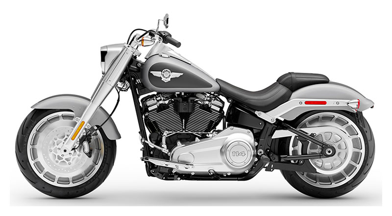 2020 Harley-Davidson Fat Boy® 114 in Albert Lea, Minnesota - Photo 2